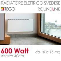 Termoconvettori elettrici svedesi terminali antivento for Scaldasalviette elettrico basso consumo