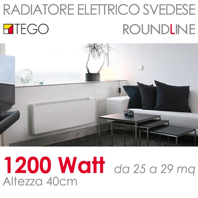 Ke1200w40cm riscaldamento elettrico svedese - Riscaldamento bagno basso consumo ...